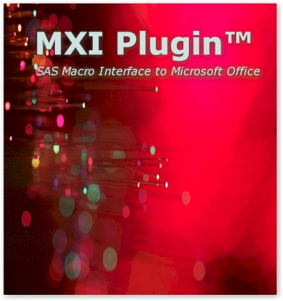 SAS Plugin for MS Office, SAS MS Office Plugin, SAS Plugin
