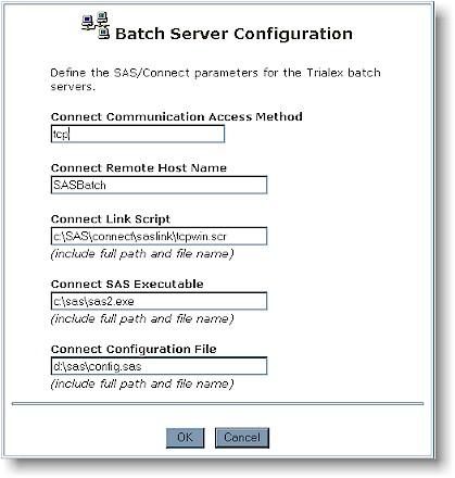 Trialex System™ - Configuring Batch Server Services